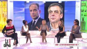Laurence Ferrari dans le Grand Huit - 28/11/2012 - 04
