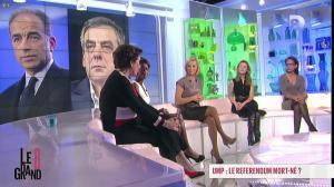 Laurence Ferrari dans le Grand Huit - 28/11/2012 - 05