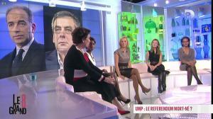 Laurence Ferrari dans le Grand Huit - 28/11/2012 - 06