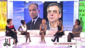 Laurence Ferrari dans le Grand Huit - 28/11/2012 - 11