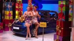 Les Gafettes, Fanny Veyrac et Doris Rouesne dans le Juste Prix - 05/10/12 - 01