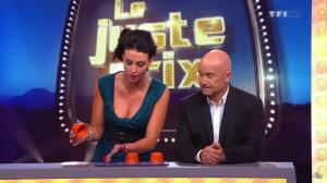 Fanny Veyrac dans le Juste Prix - 06/09/12 - 01