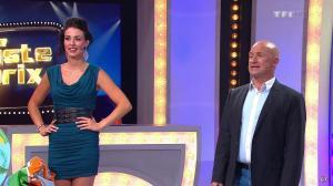 Fanny Veyrac dans le Juste Prix - 06/09/12 - 02