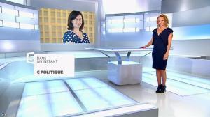Caroline Roux dans C Politique - 22/09/13 - 01