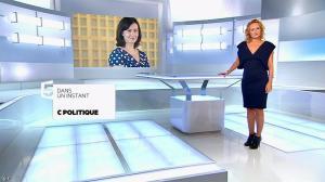 Caroline Roux dans C Politique - 22/09/13 - 02