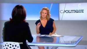 Caroline Roux dans C Politique - 22/09/13 - 09