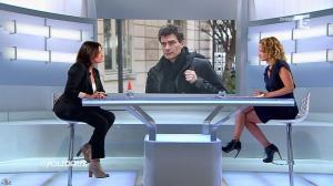 Caroline Roux dans C Politique - 22/09/13 - 12