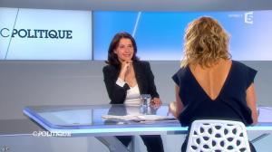 Caroline Roux dans C Politique - 22/09/13 - 13