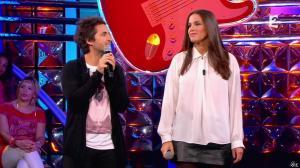 Elisa Tovati dans n'Oubliez pas les Paroles - 12/10/13 - 01