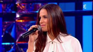Elisa Tovati dans n'Oubliez pas les Paroles - 12/10/13 - 03