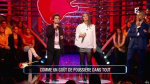 Elisa Tovati dans n'Oubliez pas les Paroles - 12/10/13 - 04