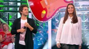 Elisa Tovati dans n'Oubliez pas les Paroles - 12/10/13 - 06