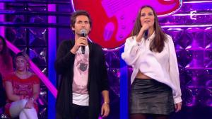 Elisa Tovati dans n'Oubliez pas les Paroles - 12/10/13 - 08