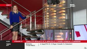 France Pierron dans Menu Sport - 18/10/13 - 02