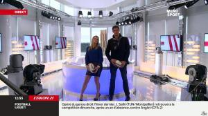 France Pierron dans Menu Sport - 18/10/13 - 04
