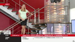 France Pierron dans Menu Sport - 27/09/13 - 02