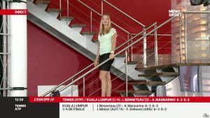 France Pierron dans Menu Sport - 27/09/13 - 04