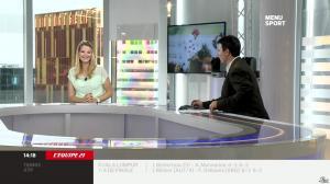 France Pierron dans Menu Sport - 27/09/13 - 10