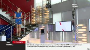 France Pierron dans Menu Sport - 30/09/13 - 01