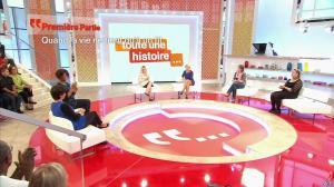 Sophie Davant dans Toute une Histoire - 08/10/13 - 01