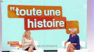 Sophie Davant dans Toute une Histoire - 08/10/13 - 02