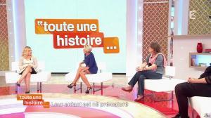 Sophie Davant dans Toute une Histoire - 08/10/13 - 03