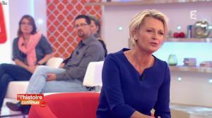 Sophie Davant dans Toute une Histoire - 08/10/13 - 11