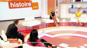 Sophie Davant dans Toute une Histoire - 17/10/13 - 09