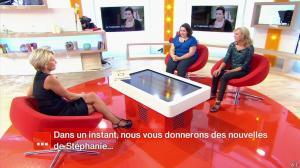 Sophie Davant dans Toute une Histoire - 17/10/13 - 12