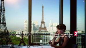 Alessandra Sublet dans une Bande-Annonce d'un Soir à la Tour Eiffel - 27/09/14 - 02