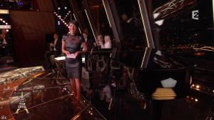 Alessandra Sublet dans Un Soir à la Tour Eiffel - 01/10/14 - 01