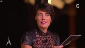 Alessandra Sublet dans Un Soir à la Tour Eiffel - 01/10/14 - 03