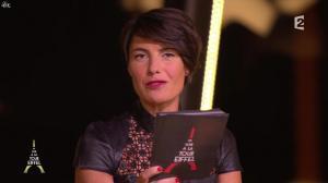 Alessandra Sublet dans un Soir à la Tour Eiffel - 01/10/14 - 04