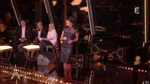 Alessandra Sublet dans un Soir à la Tour Eiffel - 01/10/14 - 06
