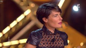Alessandra Sublet dans Un Soir à la Tour Eiffel - 01/10/14 - 14