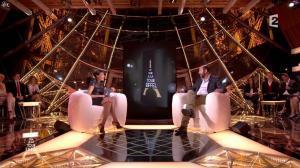 Alessandra Sublet dans Un Soir à la Tour Eiffel - 01/10/14 - 15