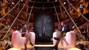 Alessandra Sublet dans un Soir à la Tour Eiffel - 01/10/14 - 16