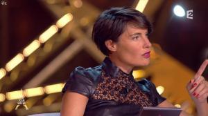 Alessandra Sublet dans Un Soir à la Tour Eiffel - 01/10/14 - 17