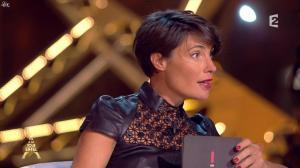 Alessandra Sublet dans Un Soir à la Tour Eiffel - 01/10/14 - 18