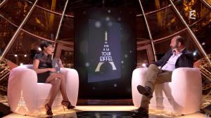 Alessandra Sublet dans Un Soir à la Tour Eiffel - 01/10/14 - 19