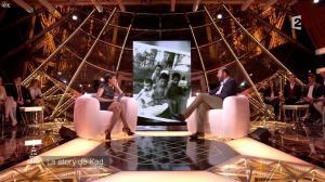 Alessandra Sublet dans Un Soir à la Tour Eiffel - 01/10/14 - 21