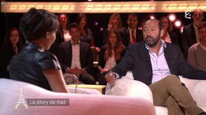 Alessandra Sublet dans Un Soir à la Tour Eiffel - 01/10/14 - 23