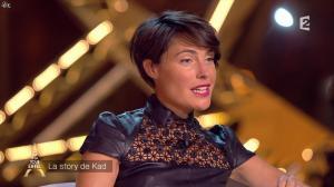 Alessandra Sublet dans un Soir à la Tour Eiffel - 01/10/14 - 24