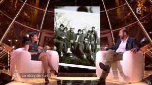 Alessandra Sublet dans Un Soir à la Tour Eiffel - 01/10/14 - 25