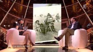 Alessandra Sublet dans Un Soir à la Tour Eiffel - 01/10/14 - 29