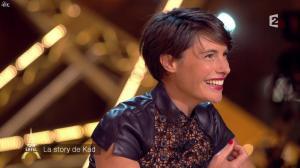 Alessandra Sublet dans Un Soir à la Tour Eiffel - 01/10/14 - 31