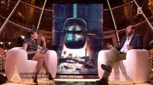 Alessandra Sublet dans Un Soir à la Tour Eiffel - 01/10/14 - 36