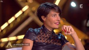Alessandra Sublet dans un Soir à la Tour Eiffel - 01/10/14 - 37