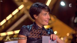 Alessandra Sublet dans Un Soir à la Tour Eiffel - 01/10/14 - 39