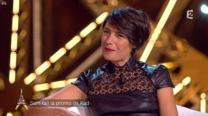 Alessandra Sublet dans un Soir à la Tour Eiffel - 01/10/14 - 40